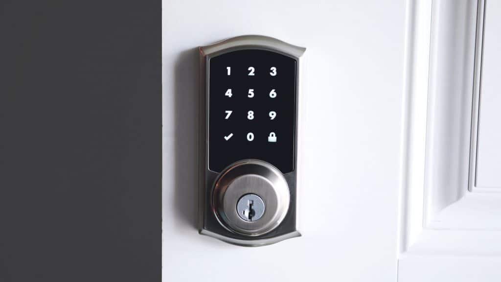 keyless-entry-door-lock